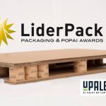 Úpalet Logistic gana el premio Liderpack al mejor packaging de logística y distribución