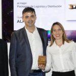 Alpesa recoge su Liderpack a mejor packaging de logística y distribución con Upalet Logistic