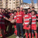 """Nuevo entrenador del Tavernes Alpesa Rugby Club: """"el Rugby te enseña lo que cuesta avanzar un metro en la vida y lo poco que cuesta perderlo"""""""