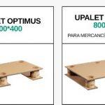 Úpalet Optimus, una línea adaptada a las necesidades del comercio electrónico
