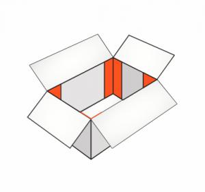 Refuerzo de cajas