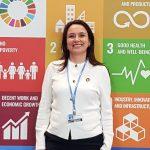 """Amelia Navarro: """"Trabajar con materiales respetuosos con el medio ambiente pone a ALPESA a la vanguardia de la economía circular"""""""