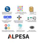 ALPESA desarrolla incentivos y medidas para garantizar un entorno seguro libre de COVID-19