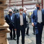 ALPESA recibe la visita del Conseller d´Economia como empresa innovadora
